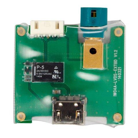 Видеоинтерфейс с HDMI для Audi MMI 3G с активными парковочными линиями Превью 3