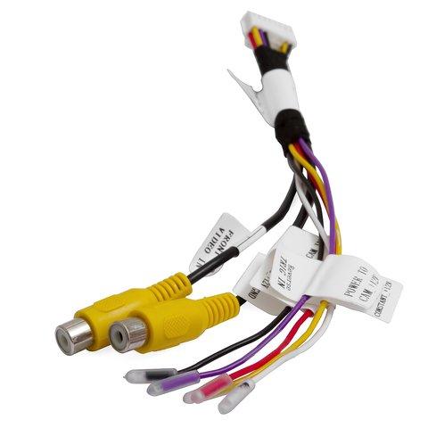 Адаптер подключения камеры заднего и переднего вида для Mercedes-Benz с системой NTG5.0/5.1 Превью 3