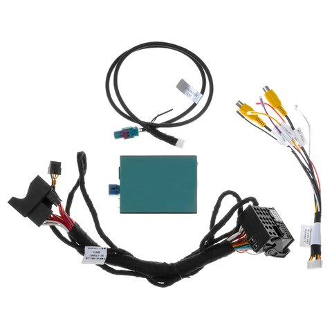 Адаптер під'єднання камери заднього і переднього виду для Mercedes-Benz із системою NTG5.0/5.1 Прев'ю 7