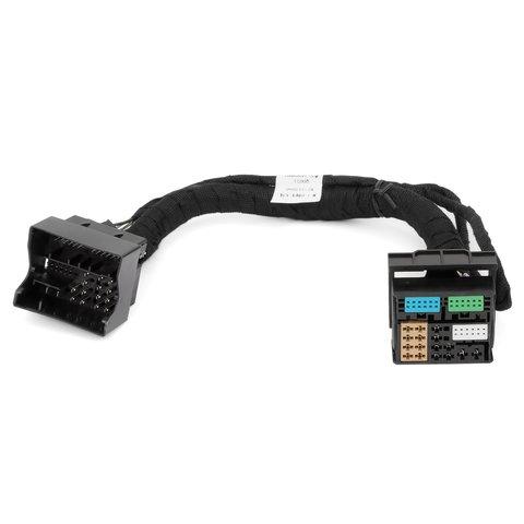 Адаптер подключения камеры заднего и переднего вида для Audi A4/A6/Q7 с системой MMI Превью 3