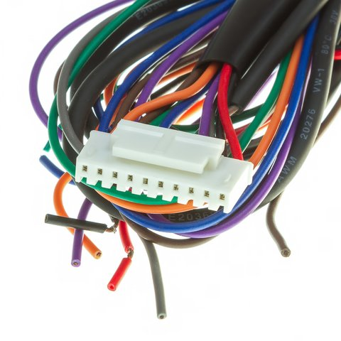 Cable de alimentación QVI de 10 pines para interfaces de video Vista previa  2