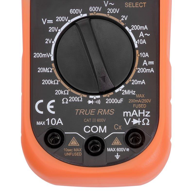 Цифровий мультиметр Accta AT-205 Зображення 4