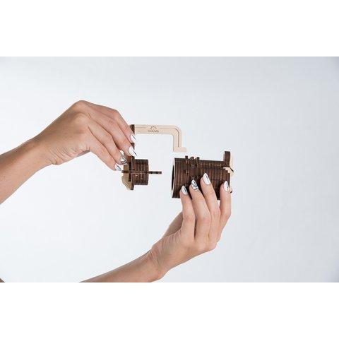 Механічний 3D-пазл UGEARS Кодовий замок Прев'ю 4