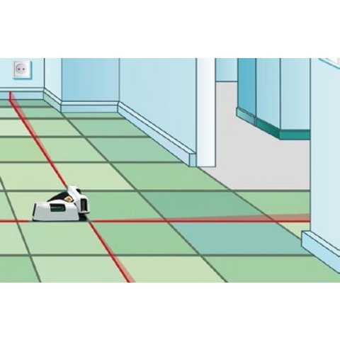 Лінійний лазерний рівень Laserliner SuperSquare-Laser 4 Прев'ю 3