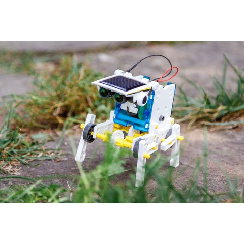 Educational Solar Robot Kit 14 in 1 CIC