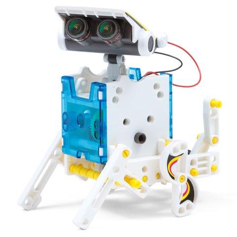 Робот 14 в 1 на солнечных батареях, конструктор CIC 21-615 - /*Photo|product*/