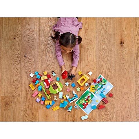 Конструктор LEGO DUPLO Коробка з кубиками Deluxe 10914 Прев'ю 8
